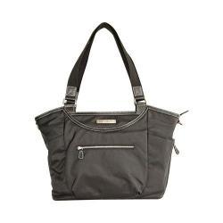 Women's Clark & Mayfield Bellevue Laptop Handbag 18.4in Black