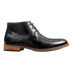 Men's Florsheim Blaze Chukka Boot Black Leather