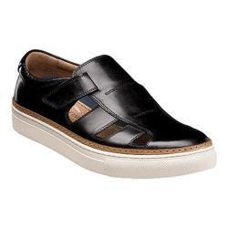 Men's Florsheim Pivot Fisherman Sandal Black Leather (5 options available)