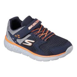 Boys' Skechers GOrun 400 Proxo Running Shoe Navy/Gray