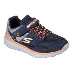 Boys' Skechers GOrun 400 Proxo Running Shoe Navy/Gray