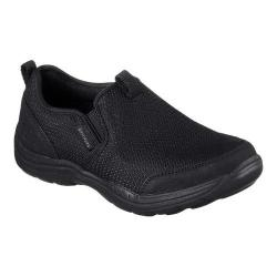 Boys' Skechers Relaxed Fit Expected Arcland Loafer Black