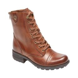 Women's Rockport Cobb Hill Bethany Boot Almond Leather (More options available)