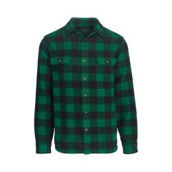 Men's Woolrich Oxbow Bend Flannel Shirt Forest