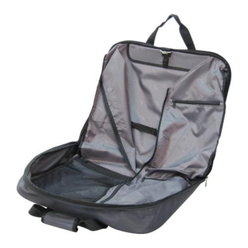 Olympia Garment Bag Grey - Thumbnail 1
