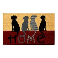 Dog Home Coir Door Mat
