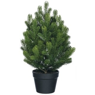 Potted Spruce Tree - 14.5""