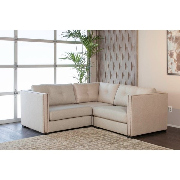 Astoria Oned Modular Sectional Right And Left Arms L Shape Mini