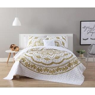 VCNY Home Karma Quilt Set