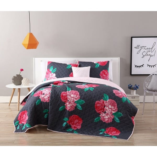 VCNY Home Rosemary Quilt Set