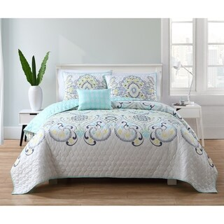 VCNY Home Amherst Reversible Quilt Set