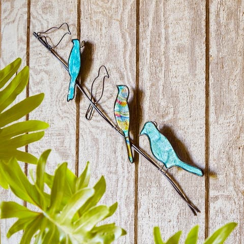 Handmade Birds on a Wire (Philippines)