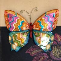 Wall Butterfly With Multi Color