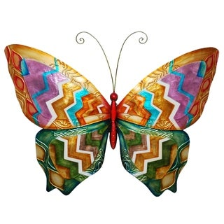 Handmade Wall Butterfly with Multi Color (Philippines)