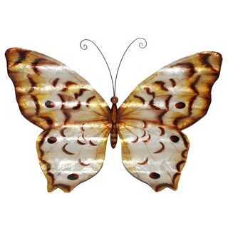 Wall Butterfly Copper With Ripples