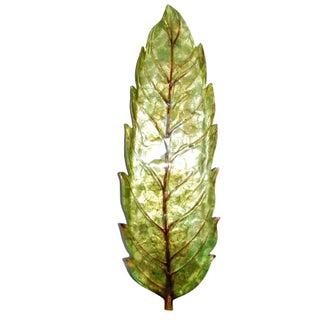 Wall Leaf Large (Option: Green)