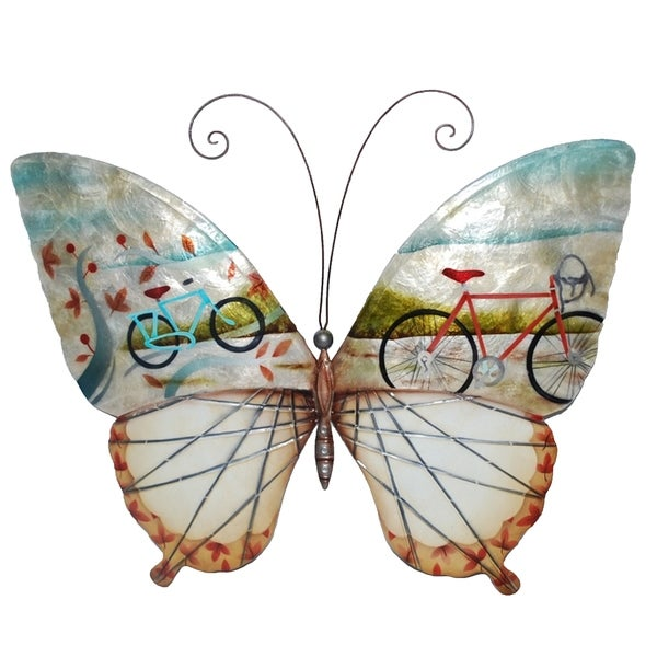 Handmade Butterfly with Bicycles (Philippines)