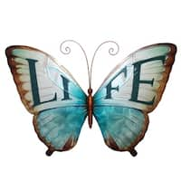 Wall Butterfly With Life
