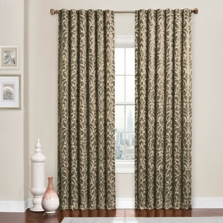 Eclipse Carven Thermaweave Blackout Window Curtain