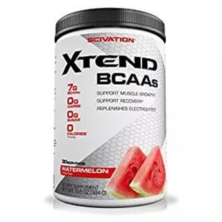 Scivation Xtend BCAAs Powder Watermelon 30 Servings
