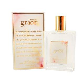 Philosophy Summer Grace Women's 4-ounce Eau de Toilette Spray