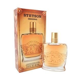 Coty Stetson Men's 2-ounce Eau de Cologne Splash Collectors Edition