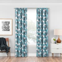 Eclipse Griffith Blackout Window Curtain