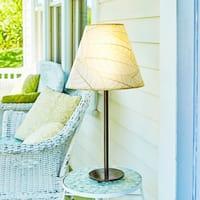 Handmade Outdoor Mushroom Lamp