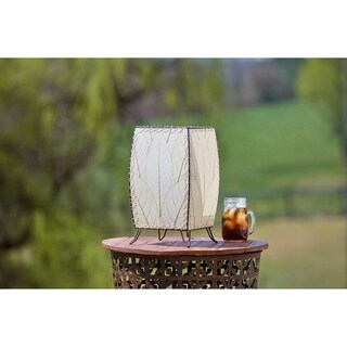 Handmade Outdoor Cube Lamp (3 options available)