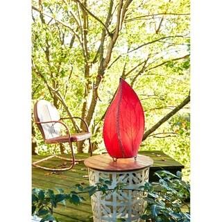 Handmade Outdoor Leaflet Lamp