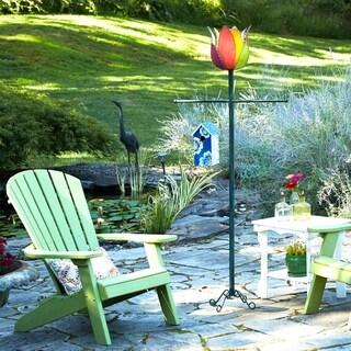 Handmade Outdoor Lotus Giant Lamp