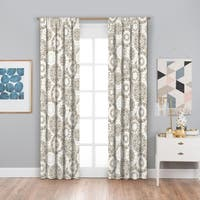 Eclipse Suzi Thermaback Blackout Window Curtain