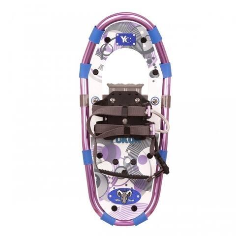 YC YOUTH Aluminum Snowshoe - Purple