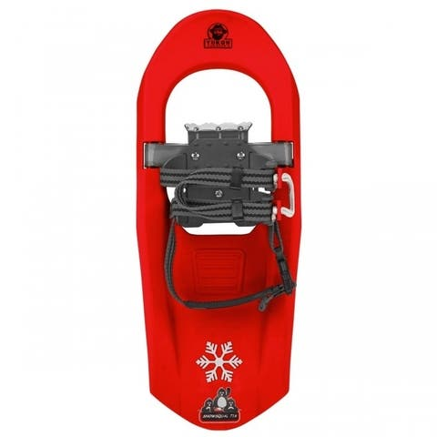 YC SNOWSQUALL Youth Snowshoe KIT - Red