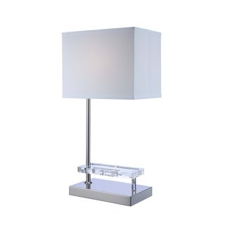 ACME Alain Sand Nickel Table Lamp