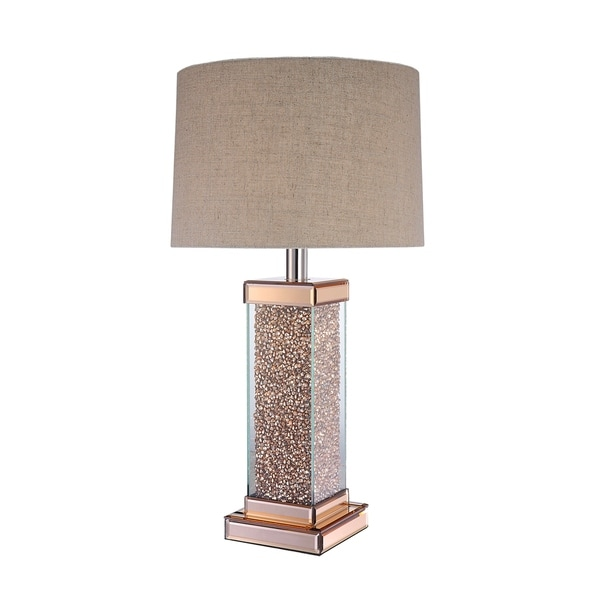 ACME Bunny Rose Gold Table Lamp