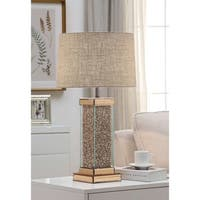 Acme Bunny Rose Gold Metal Table Lamp