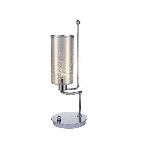 ACME Kobe Chrome Table Lamp