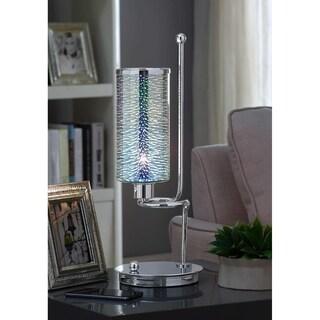 ACME Kobe Chrome Table Lamp