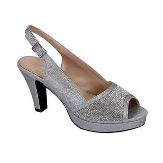 14c55932e46 Buy Size 10.5 High Heel Women s Heels Online at Overstock