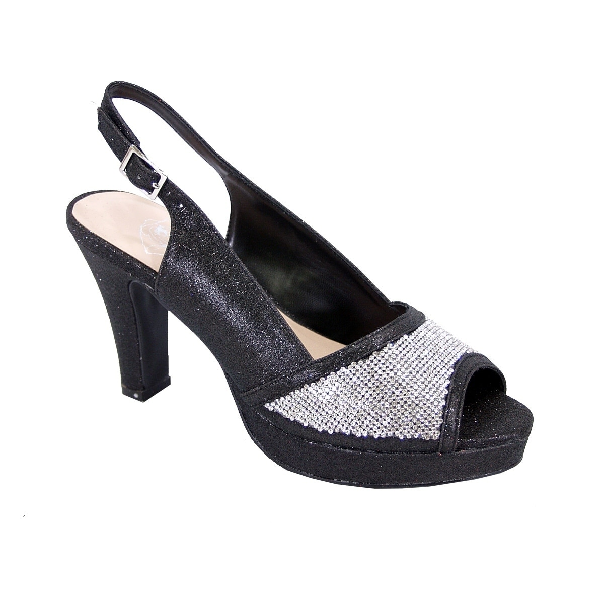 2752d922461dc Buy Size 5 Sling Back Women's Heels Online at Overstock | Our Best ...