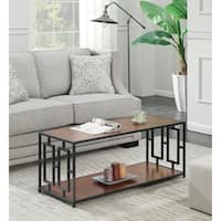 Convenience Concepts Town Square Metal Coffee Table