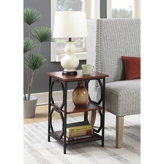 Copper Grove Hitchie Metal End Table