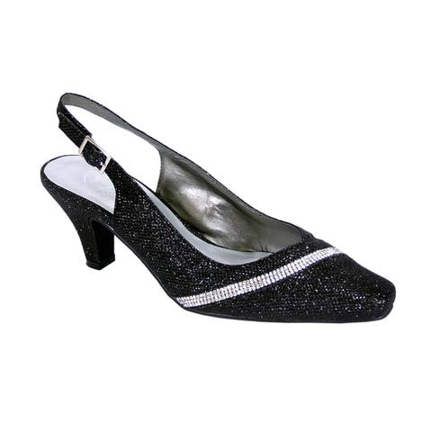 a09ad2f235a Buy Sling Back Women's Heels Online at Overstock | Our Best Women's ...
