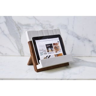 Mod iPad / Cookbook Holder, White