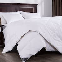 St. James Home Lightweight White Down Comforter