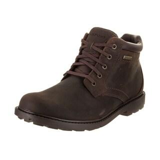Rockport Men's Storm Surge Plain Toe Boot