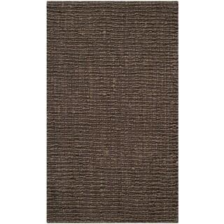 Safavieh Hand-Woven Natural Fiber Brown Jute Rug (2' x 3')