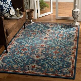Safavieh Handmade Heritage Somer Traditional Oriental Wool Rug