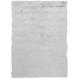 Safavieh Paris Shag Danara Glamour Solid Polyester Rug (5 x 8 - Sage)